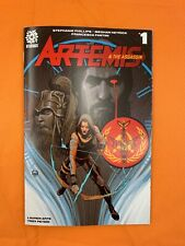Artemis & The Assassin #1 1:15 Dave Johnson Variant 2020 Aftershock (2020)