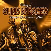 GUNS N' ROSES - HISTORY OF/KNOCKIN' ON HEAVENS DOOR   CD NEU