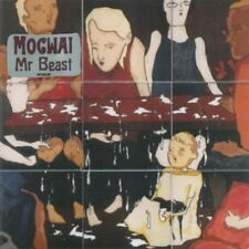 Mogwai - Mr Beast - CD + DVD Digipak - Good Condition