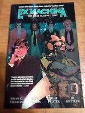 Ex Machina #1 - The First Hundred Days (Jan 2005, DC)