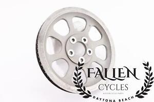 #3027 Harley OEM Softail Rear Wheel Belt Pulley Sprocket 70T