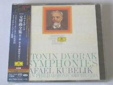 Rafael Kubelik BPO Dvorak 9 Symphonies 5 SACD Hybrid TOWER RECORDS JAPAN