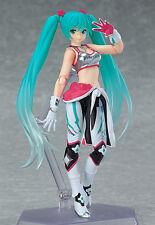 GOOD SMILE Racing - Vocaloid - Hatsune Miku - Figma #233 - EV MIRAI ver., Racing