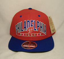 PHILADELPHIA PHILLIES SNAPBACK HAT AMERICAN NEEDLE COOPERSTOWN COLLECTION NWT