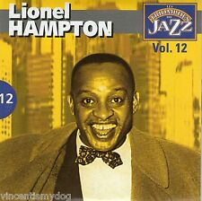 Lionel Hampton - Les Triomphes Du Jazz vol. 12 (French CD)