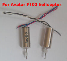 AVATAR F103 4 Channel RC  Helicopter  Motor A+B  UK