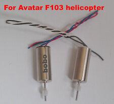 Avatar F103 4 canaux rc hélicoptère moteur A+B UK