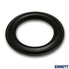 Copper/Black Eyelets 40mm Pack Of 25 With 25 Nipple Washers