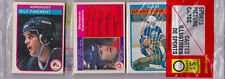 1982-83 OPC Unopened Rack Pack with Grant Fuhr RC Mark Messier On Top