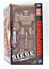 Hasbro Transformers Generations War for Cybertron Voyager Megatron Figure