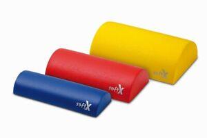 softX® Lagerungsrolle halbrund, Knierolle, Nackenrolle, Therapierolle, Gymnastik