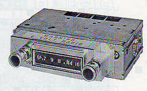 1964 OPEL KADETT 980886 RADIO SERVICE MANUAL schematic PHOTOFACT