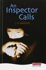 An Inspector Calls Heinemann Plays 14-16 J B Priestley School Drama HB Text Book