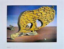 Salvador Dali Rätsel der Begierde Poster Kunstdruck Bild 68x89cm
