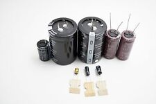 Kenwood TS-930S Power Supply Capacitor Replacement Parts