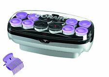New! Conair JUMBO Super Size Hair Hot Rollers Curlers (2 Sizes) Free Ship