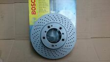 NEW GENUINE BOSCH 0986479550 FRONT RIGHT VENTED BRAKE DISC BOXSTER 911 BD1394