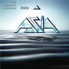BRAND NEW SEALED CD ~ ASIA ~ THE DEFINITIVE COLLECTION. HEAT OF THE MOMENT ETC