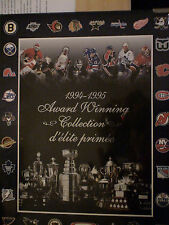 1994-1995 NHL Kraft Album - The Year Rangers won the Stanlay Cup