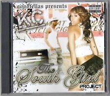 KC OF THE GOODFELLAS South Girl Project CD Tennessee Gangsta Rap Untouchables
