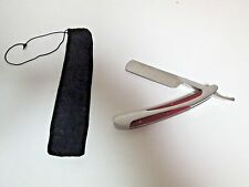 KRIEGAR KG102 Straight Razor with pouch