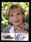 Ursela Monn Dr. Mertens Autogrammkarte Original Signiert + F 3984
