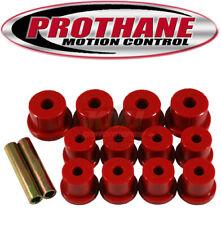 Prothane 7-1010 Rear Mono-Leaf Spring Eye Shackle Bushings 67-69 Camaro Firebird