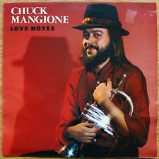 CHUCK MANGIONE Love Notes UK VINYL LP CBS 85879 EX+/VG+ 1982
