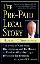 The Pre-Paid Legal Story: The Story of One Man, His Company, and Its-ExLibrary
