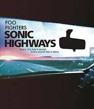 FOO FIGHTERS: SONIC HIGHWAYS BLU-RAY