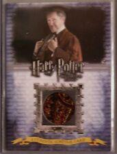 Harry Potter-Jim Broadbent-Horace Slughorn-Authentic-Movie-Film-Costume Card-C10