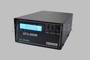 Automatic Antenna Tuner 500W 7x7(ATU-500 N7DDC)