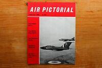 Vtg Original Air Pictorial Magazine 1960 February The Kawasaki Ki-119