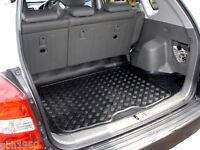 3pc Modular rubber boot liner load mat bumper protector Hyundai Tucson 2004-2010