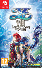 YS VIII LACRIMOSA of Dana (nintendo Switch) PAL