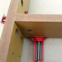 90 ° Degré Angle Droit Cadre Image Support Serre-Joints Kit Main Menuiserie JE