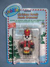 Webkinz Christmas Parade Panda Christmas Ornament NWT **SPEEDY Shipping!** =D