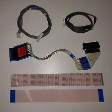 PACK CABLES DE CONEXION PARA TV LG 43LF540V  EAD63265811 LCD CABLE FLEX HANKWANG