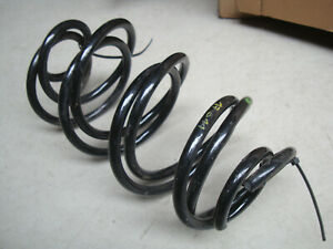 Feder Fahrwerksfeder 2x vorne VW Golf 4 1J0411105C 2xgrün 2xblau Original