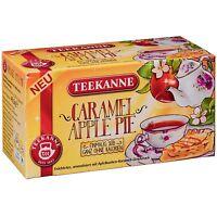 Teekanne Caramel Apple Pie Tea - 20 tea bags-CALORIE FREE- FREE US SHIPPING