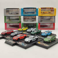 Porsche 911 GT2 RS Diecast Models Limited Edition Collection 1/64