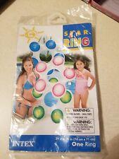 "Intex 29""X28"" Inflatable Star Ring Free Shipping"