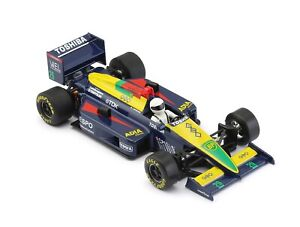 NSR 0182IL NSR Formula 86/89 Blue Toshiba, No.29 1:32 scale analog slot car