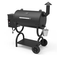 Z Grills ZPG-550B Wood Pellet Grill BBQ Smoker with Digital Control