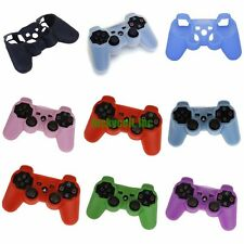 New Silicone Rubber Gel Soft Case Cover for Sony PlayStation 3 PS3 Controller