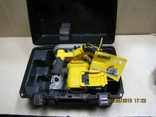 Dewalt DC351KN 28 Volt Cordless Plunge Rail track Saw 165mm Blade naked NEW body