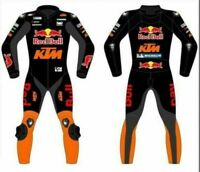 KTM MOTOGP MOTORBIKE LEATHER SUIT MOTORCYCLE LEATHER SUIT BIKERS 1& 2 PC SUIT