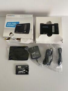 Novatel Wireless 4082 (Freedompop) Hotspot 4G LTE WiFi - Mobile Internet Device
