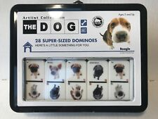 The Dog Artlist Collection Dominoes
