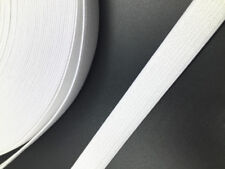 White 3M Cord  Wide Crafts Ribbon Band Dressmaking Sewing Belts 4cm